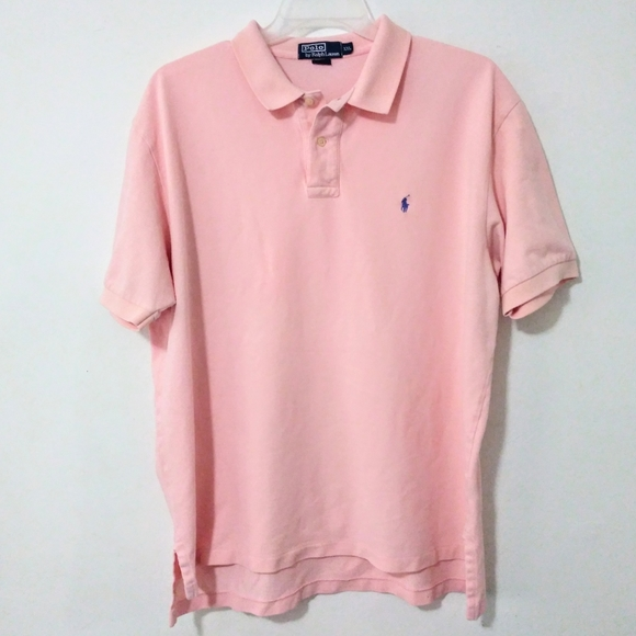 Polo by Ralph Lauren Other - Polo Ralph Lauren 2XL Pink Polo Shirt Shortsleeve
